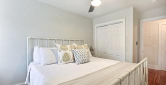 Gallery Stays - Parkside Loft - Savannah - Habitación