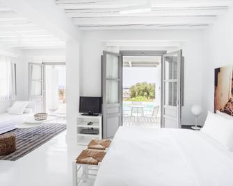 Anemi Hotel - Karavostasis - Bedroom