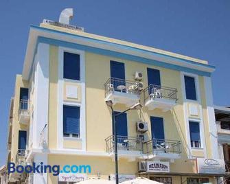 Pelineon Rooms - Chios - Gebäude