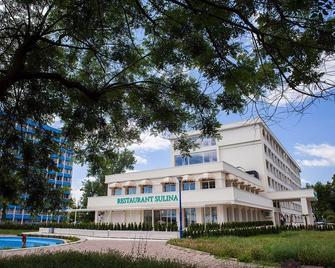 Hotel Sulina International - Mamaia - Κτίριο