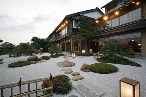 Minamikan - Matsue - Toà nhà