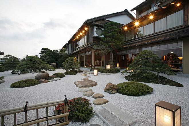 Minamikan - Matsue - Gebäude