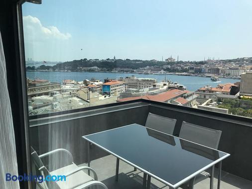 Bankerhan Hotel - Istanbul - Balcony