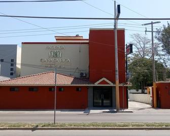 Hotel Hacienda Canada Rica 1 - Tampico - Building