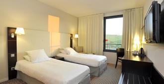 Best Western Hotel de l'Arbois - אקס אה פרובאנס - חדר שינה