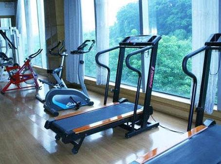 Guangzhou Oriental Convention Center - Guangzhou - Gym