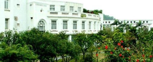 Guangzhou Oriental Convention Center - Kanton - Rakennus