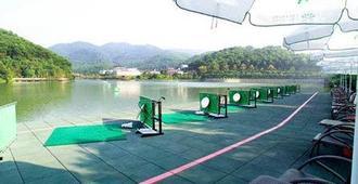 Oriental Resort - גואנגג'ואו - בניין