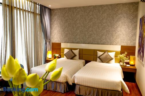 麥威公寓酒店 - 河內 - 河內 - 臥室