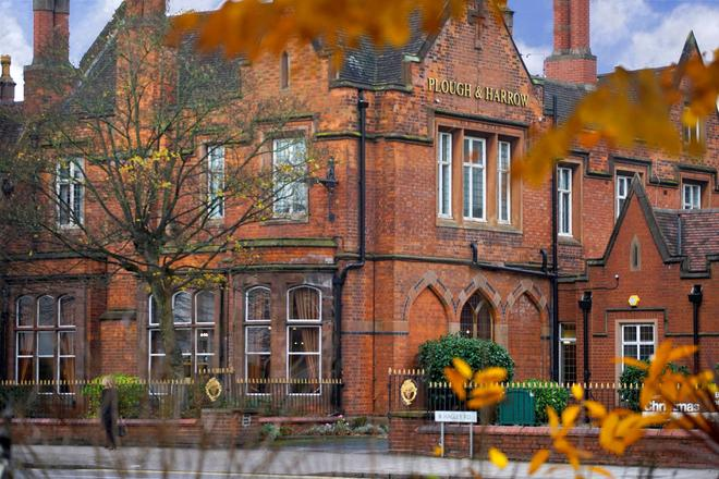 Best Western Plough & Harrow Hotel - Birmingham - Building