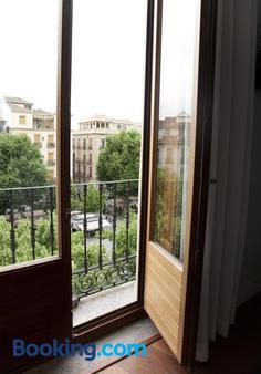 Khü Hotel - Granada - Balcony