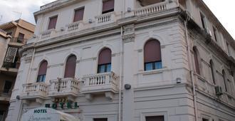 Lungomare Hotel - Reggio Calabria - Edificio