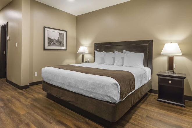 Quality Inn & Suites - Saskatoon - Bedroom