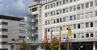 Meininger Hotel München City Center - Munique - Edifício