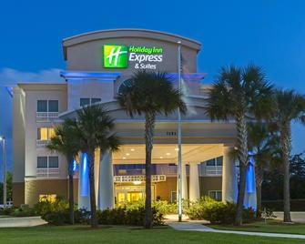 Holiday Inn Express Hotel & Suites Fort Pierce West - Fort Pierce - Building