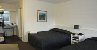 Midtown Motor Inn - Whanganui - Bedroom