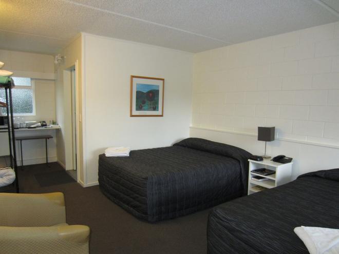 Midtown Motor Inn - Whanganui - Chambre