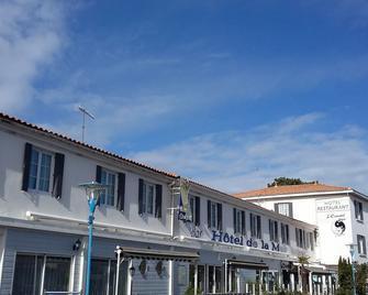 Hôtel de la Mer - La Tranche-sur-Mer - Building