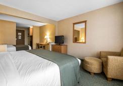 Quality Inn - Dubuque - Phòng ngủ