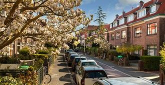 Stayci Serviced Apartments Royal Nassau - The Hague - Outdoor view