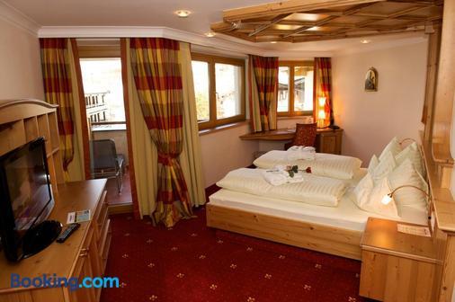 Jufa Alpenhotel Saalbach - Saalbach - Phòng ngủ