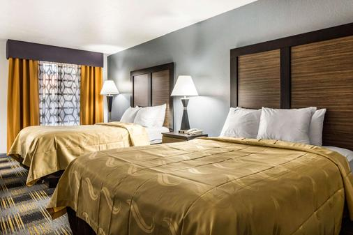 Quality Inn near Six Flags - Douglasville - Bedroom