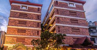 Raming Lodge Hotel & Spa - Chiang Mai - Edificio