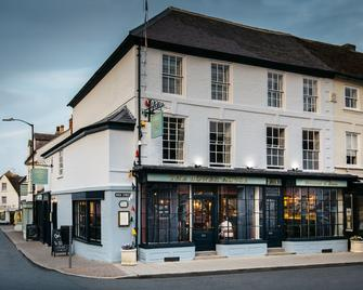 The Bower House, Restaurant & Rooms - Shipston-on-Stour - Building