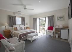 Batemans Bay Manor - Bed and Breakfast - Batemans Bay - Makuuhuone