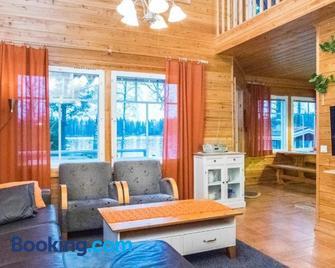 Holiday Home Lauttavalkama - Гямеенлінна - Living room