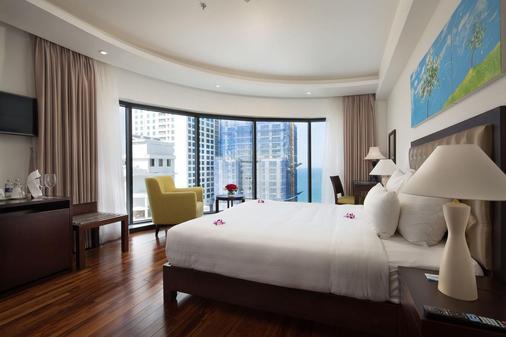 Legendsea Hotel - Να Τρανγκ - Κρεβατοκάμαρα