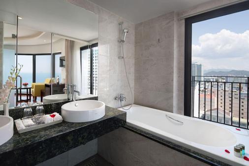 大海傳奇酒店 - 芽莊 - 芽莊 - 浴室