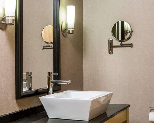 坎布里亞套房酒店 - 愛波頓 - 阿普爾頓 - 浴室