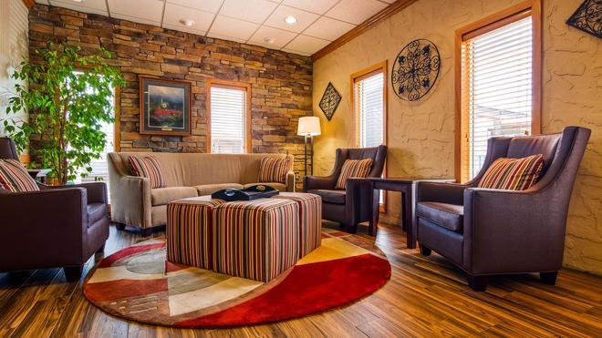 Best Western Center Pointe Inn - Branson - Lounge
