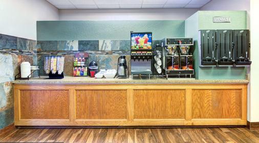 Best Western Center Pointe Inn - Branson - Buffet