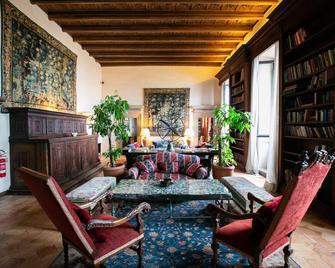 La Posta Vecchia Hotel - Ladispoli - Лаунж