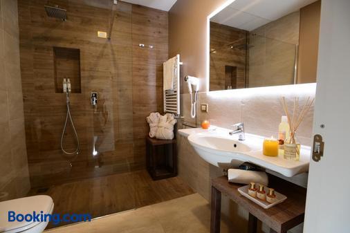 席爾瓦輝煌溫泉國會酒店 - 費齊 - 菲烏吉 - 浴室