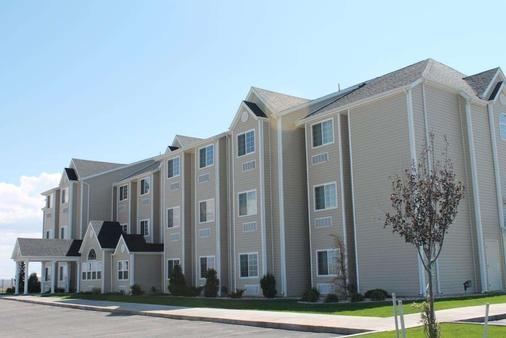 Microtel Inn and Suites by Wyndham Rawlins - Rawlins - Gebäude