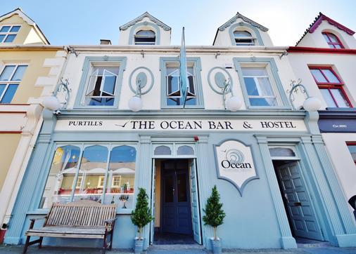Ocean Bar And Hostel - Ballybunion - Gebäude