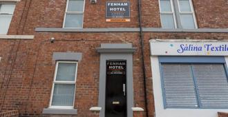 Fenham Hostel Express - Newcastle-upon-Tyne - Edificio