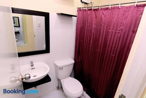 Pacific Pensionne - Cebu City - Μπάνιο