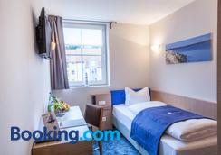 Hotel am Fjord - Flensburg - Bedroom