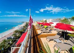 Aparthotel Adagio Nice Promenade des Anglais - Nizza - Vista esterna