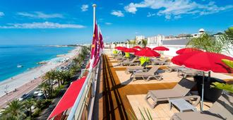 Aparthotel Adagio Nice Promenade des Anglais - Nizza - Näkymät ulkona