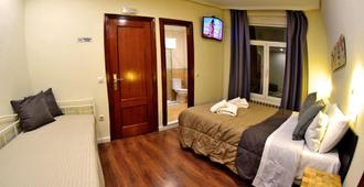 Hostel Gijón Centro - Gijón - Bedroom