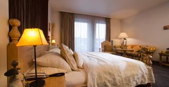 Hotel Lessing - דיסלדורף - חדר שינה