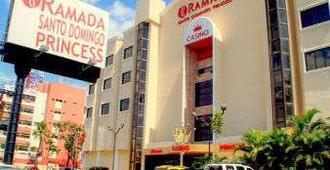Ramada Santo Domingo Princess Hotel - Santo Domingo - Vista del exterior