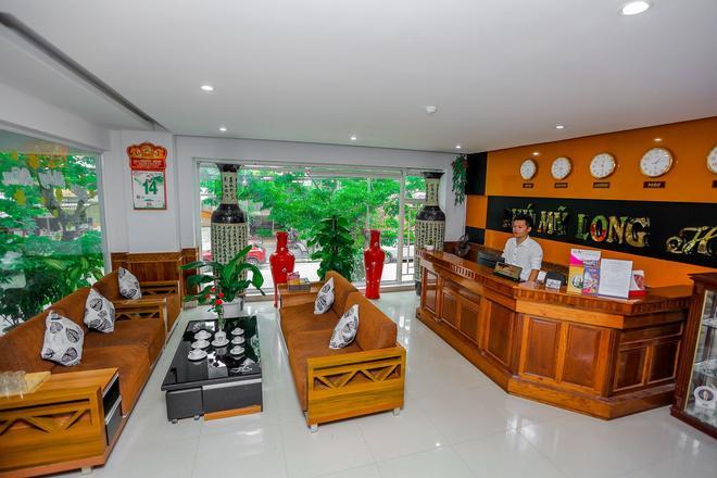 Phu My Long Hotel - Da Nang - Recepción