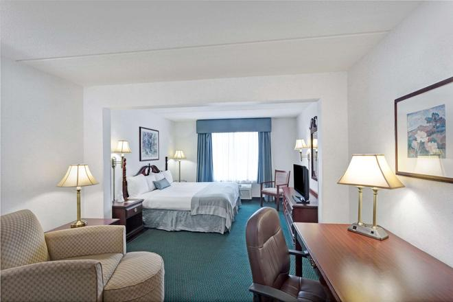 Wingate by Wyndham Duluth/Atlanta - Duluth - Camera da letto