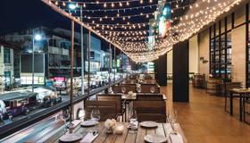 Mövenpick Suriwongse Hotel Chiang Mai - Chiang Mai - Restaurant